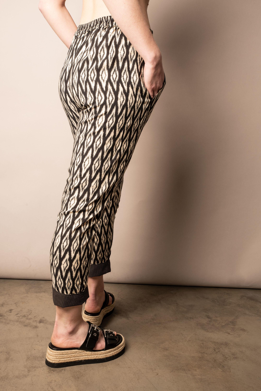 Pantalon Elastique Batik
