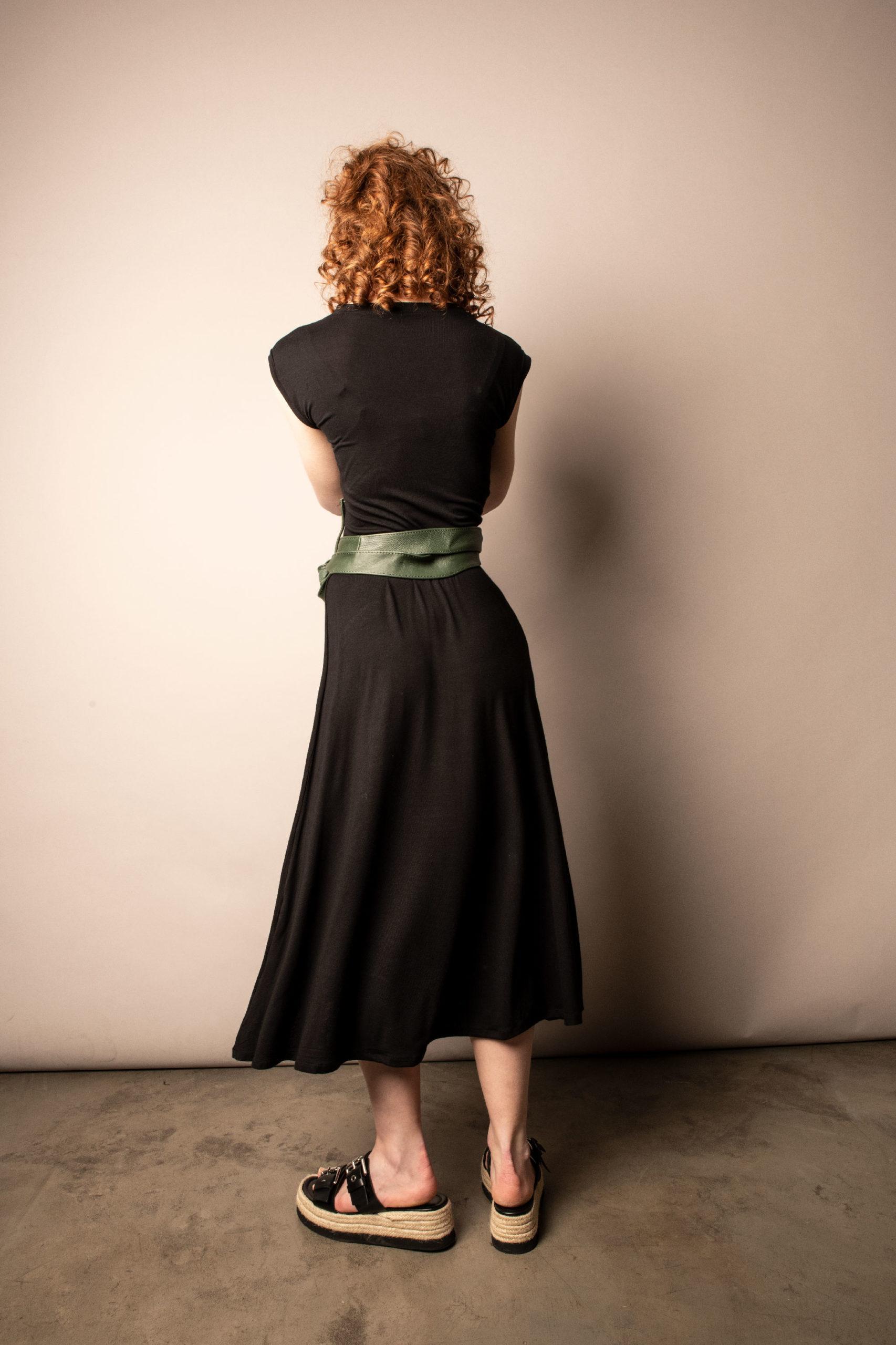Robe Suzanne Noire