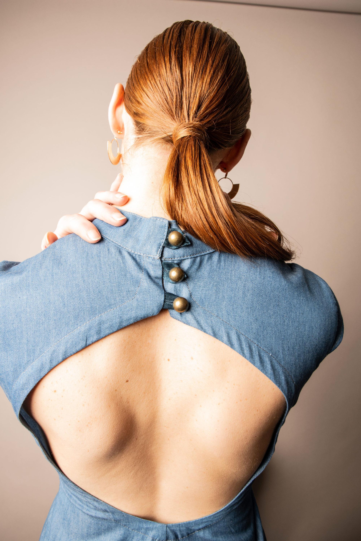 Robe Uma en Jean